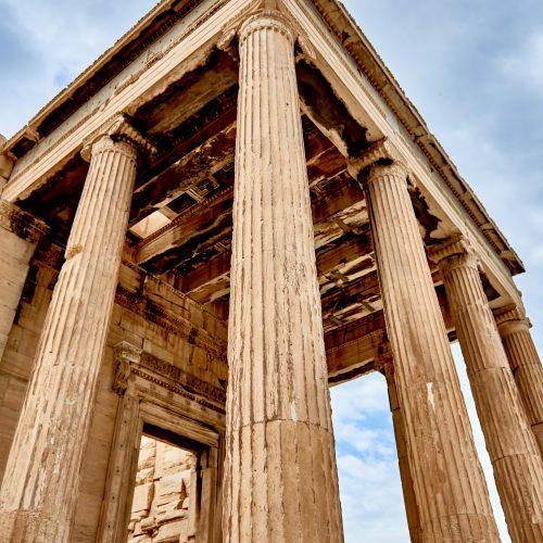 ATHENES ACROPOLIS