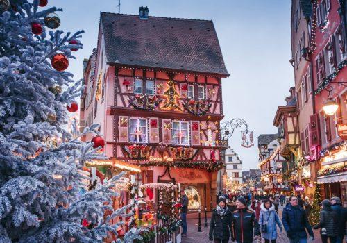 Alsace marchés de noel