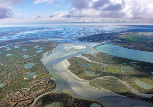 Baie de somme panoramique