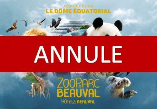 Beauval Annulé
